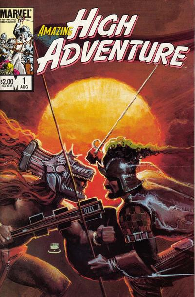 Amazing High Adventure Vol 1