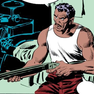 Archibald Corrigan (Earth-616)