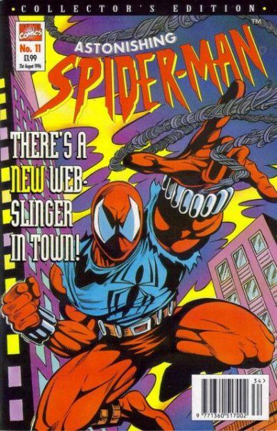 Astonishing Spider-Man Vol 1 11