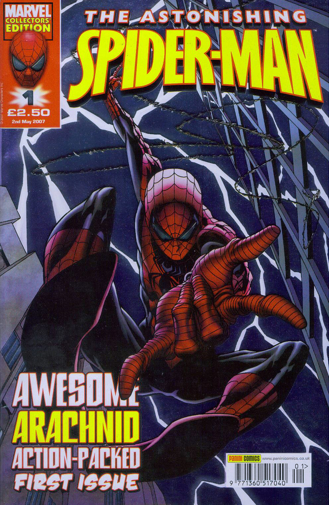 Astonishing Spider-Man Vol 2