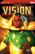 Avengers Icons The Vision Vol 1 4
