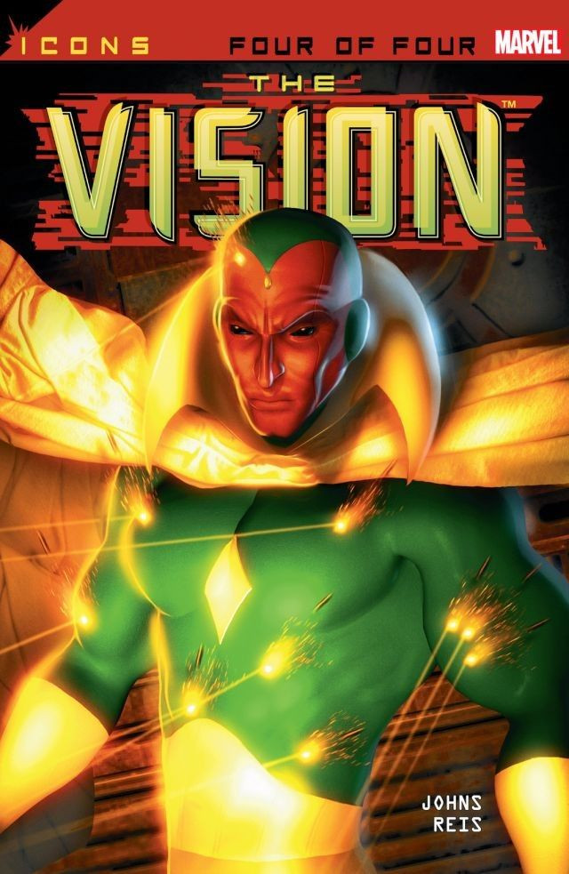 Avengers Icons: The Vision Vol 1 4