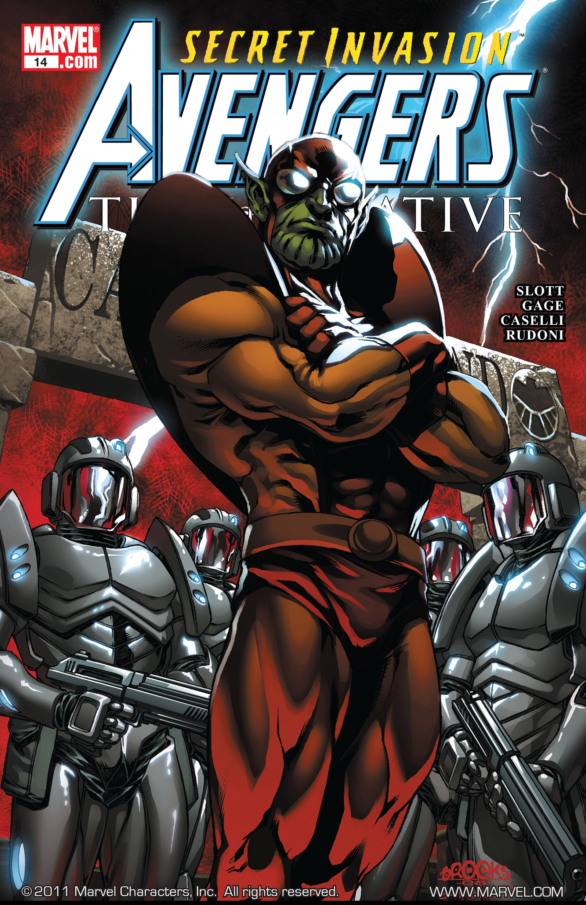 Avengers: The Initiative Vol 1 14
