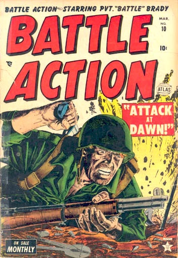 Battle Action Vol 1 10