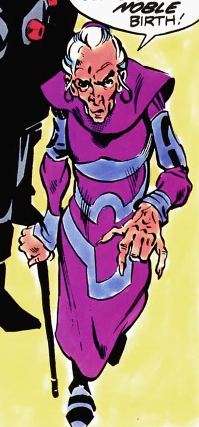 Belladonna (Microverse) (Earth-616)