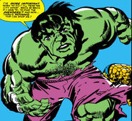 Bruce Banner (Earth-616) from Fantastic Four Vol 1 25 0001