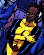 Cecilia Reyes (Earth-5700) from Weapon X Days of Future Now Vol 1 4 0001
