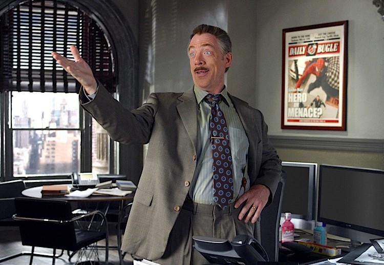 Daily Bugle (Earth-96283)/Gallery