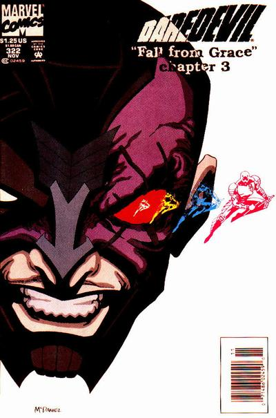 Daredevil Vol 1 322