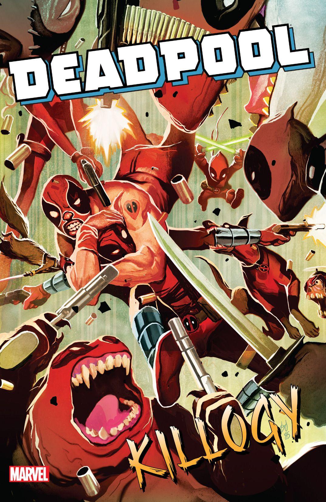 Deadpool Classic Vol 1 16