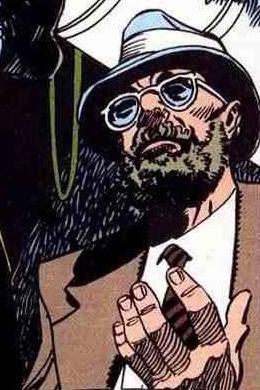 Jim Dworman (Earth-616)