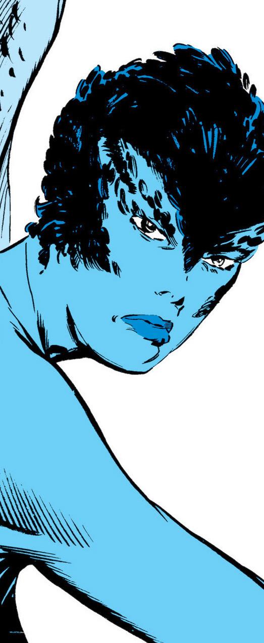Dephine (Earth-616)