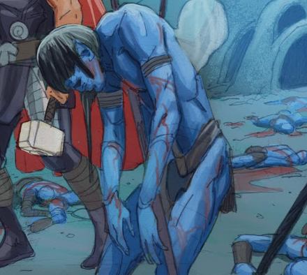 Dove Gut Tribe (Earth-616)