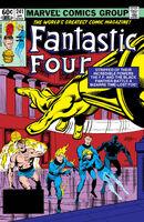 Fantastic Four Vol 1 241