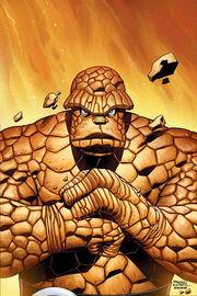 Fantastic Four Vol 3 61 Textless