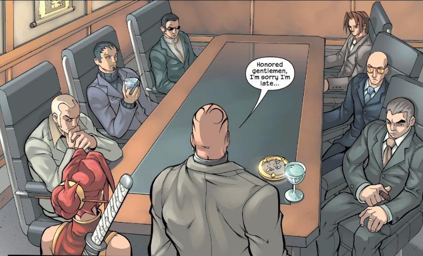 Four Winds (Deadpool Foes) (Earth-616)