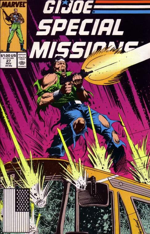 G.I. Joe: Special Missions Vol 1 27