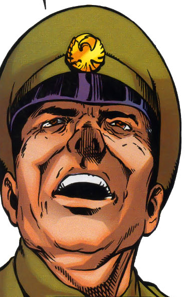 General Sergei (Earth-616)