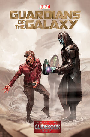 Guidebook to the Marvel Cinematic Universe - Marvel's Guardians of the Galaxy Vol 1 1.jpg