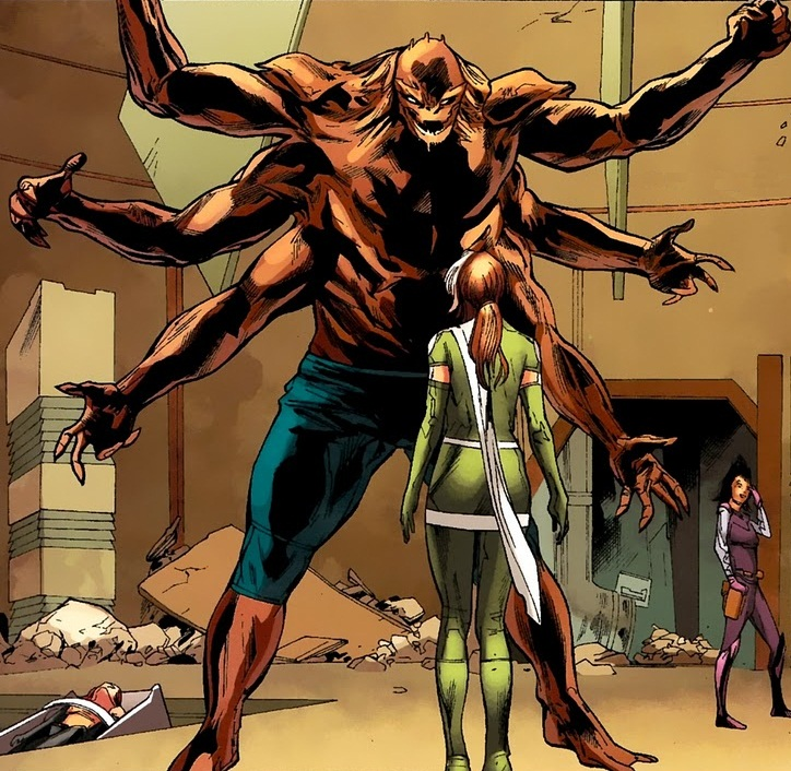 Horse (Salvagers) (Earth-616)
