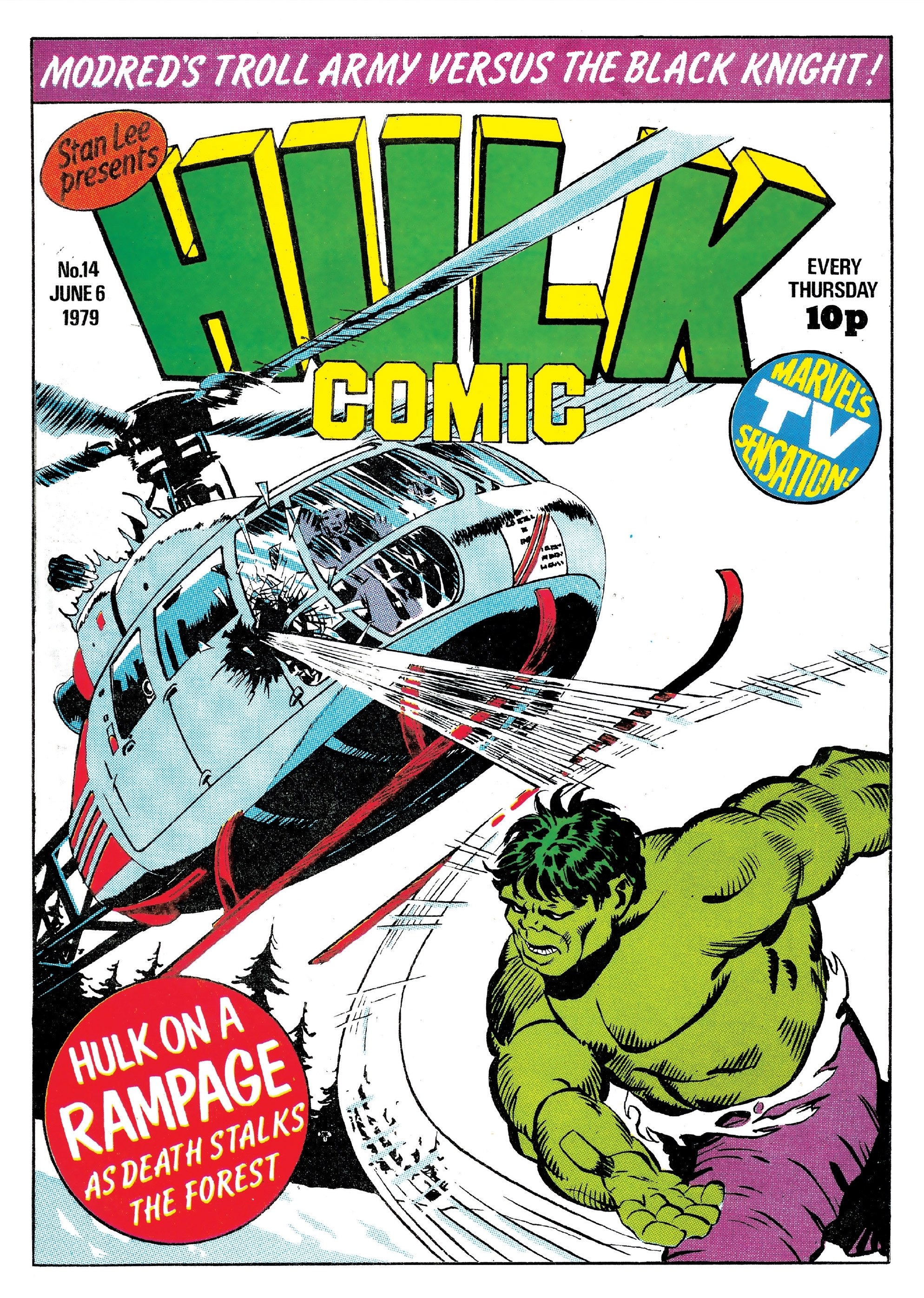 Hulk Comic (UK) Vol 1 14