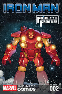 Iron Man Fatal Frontier Infinite Comic Vol 1 2