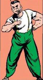 Joe Grupper (Earth-616)