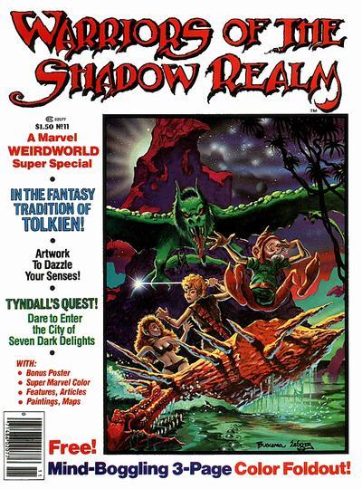 Marvel Comics Super Special Vol 1 11