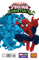 Marvel Universe Ultimate Spider-Man vs. the Sinister Six Vol 1 1