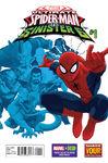 Marvel Universe Ultimate Spider-Man vs. the Sinister Six Vol 1 1