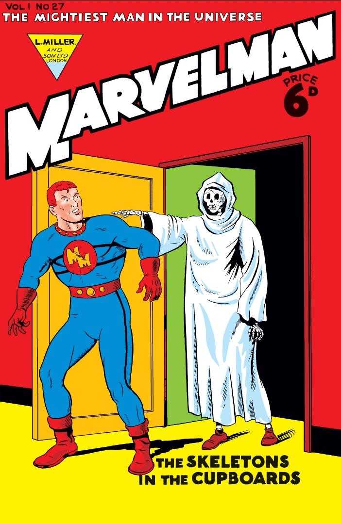 Marvelman Vol 1 27