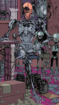 Mendel Stromm (Earth-616) from Civil War II Amazing Spider-Man Vol 1 3 0001.jpg