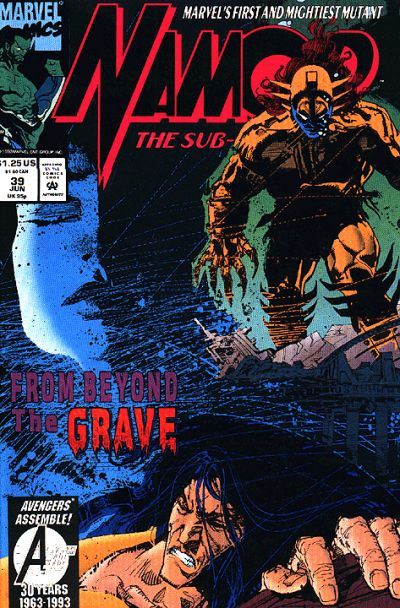 Namor the Sub-Mariner Vol 1 39