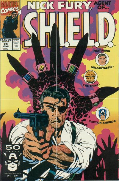 Nick Fury, Agent of S.H.I.E.L.D. Vol 3 24