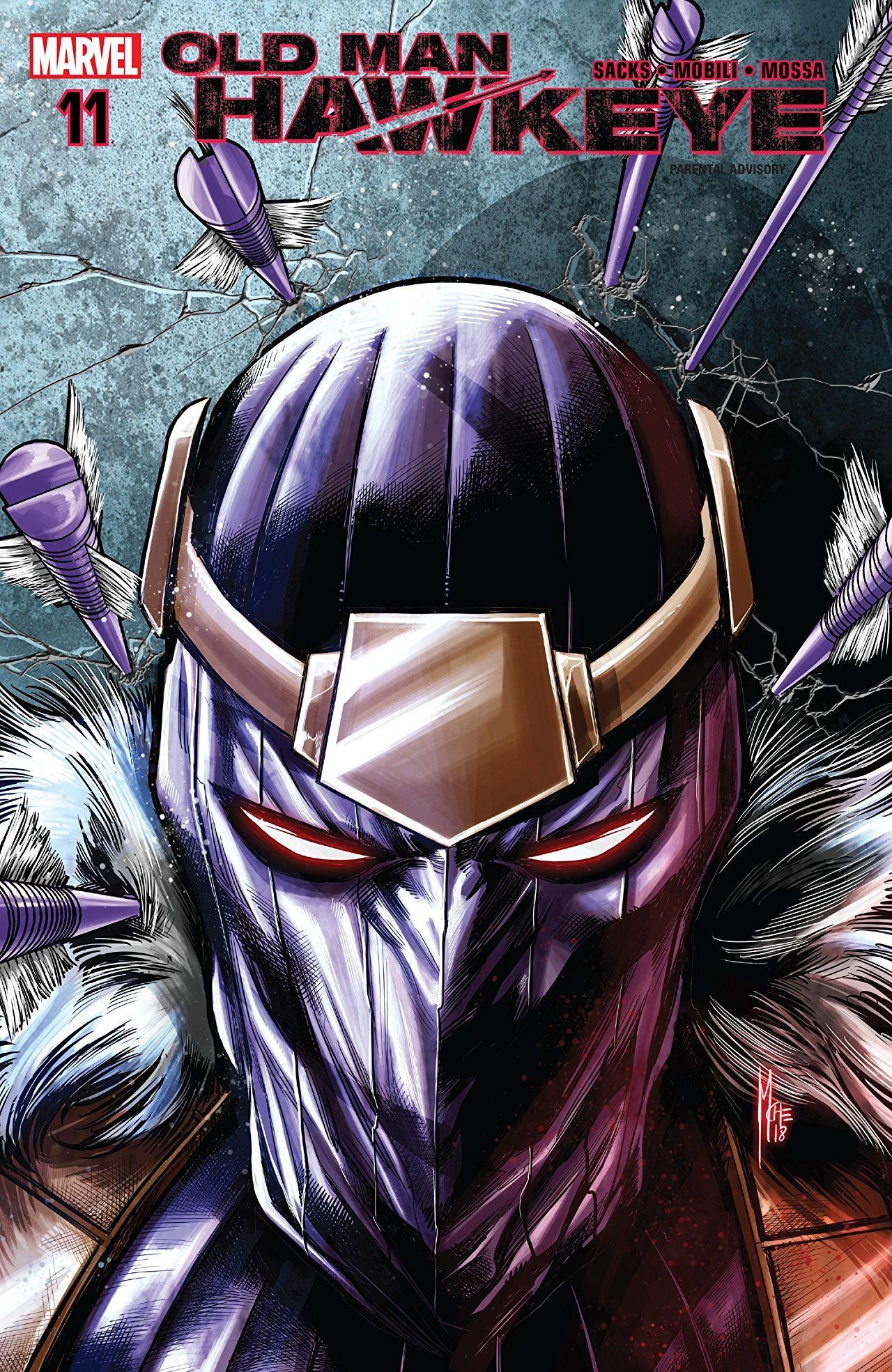 Old Man Hawkeye Vol 1 11