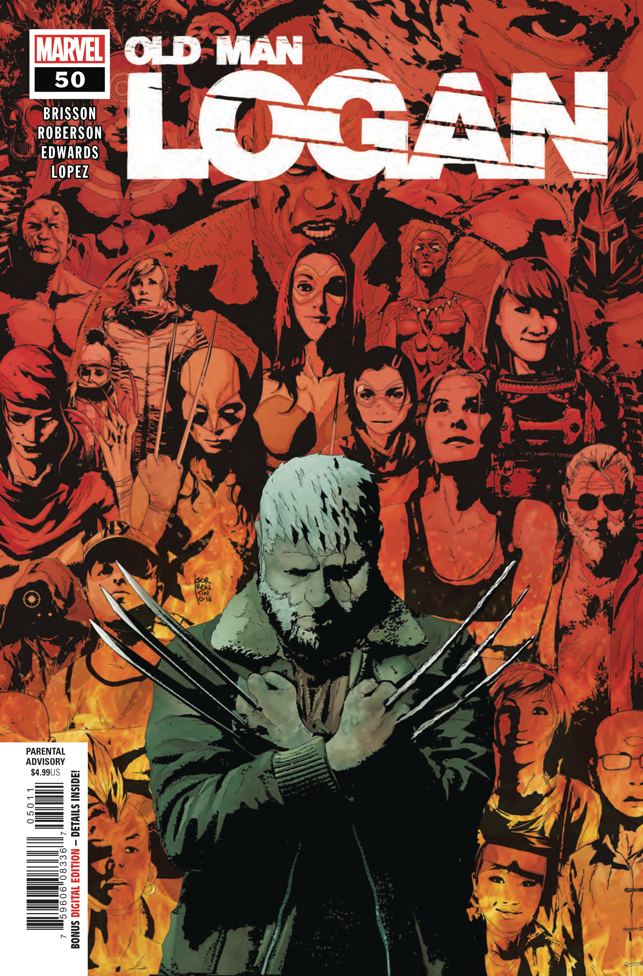 Old Man Logan Vol 2 50