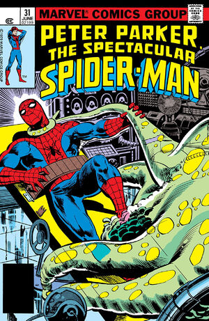 Peter Parker, The Spectacular Spider-Man Vol 1 31.jpg