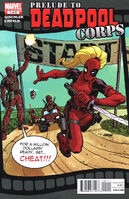 Prelude to Deadpool Corps Vol 1 1