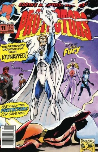 Protectors Vol 1 11