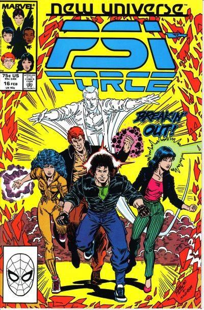 Psi-Force Vol 1 16