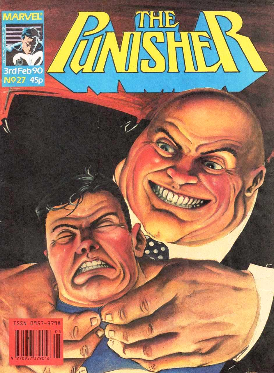 Punisher (UK) Vol 1 27