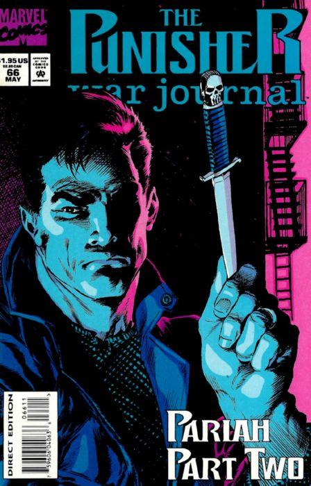 Punisher War Journal Vol 1 66