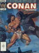 Savage Sword of Conan Vol 1 134