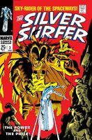 Silver Surfer Vol 1 3