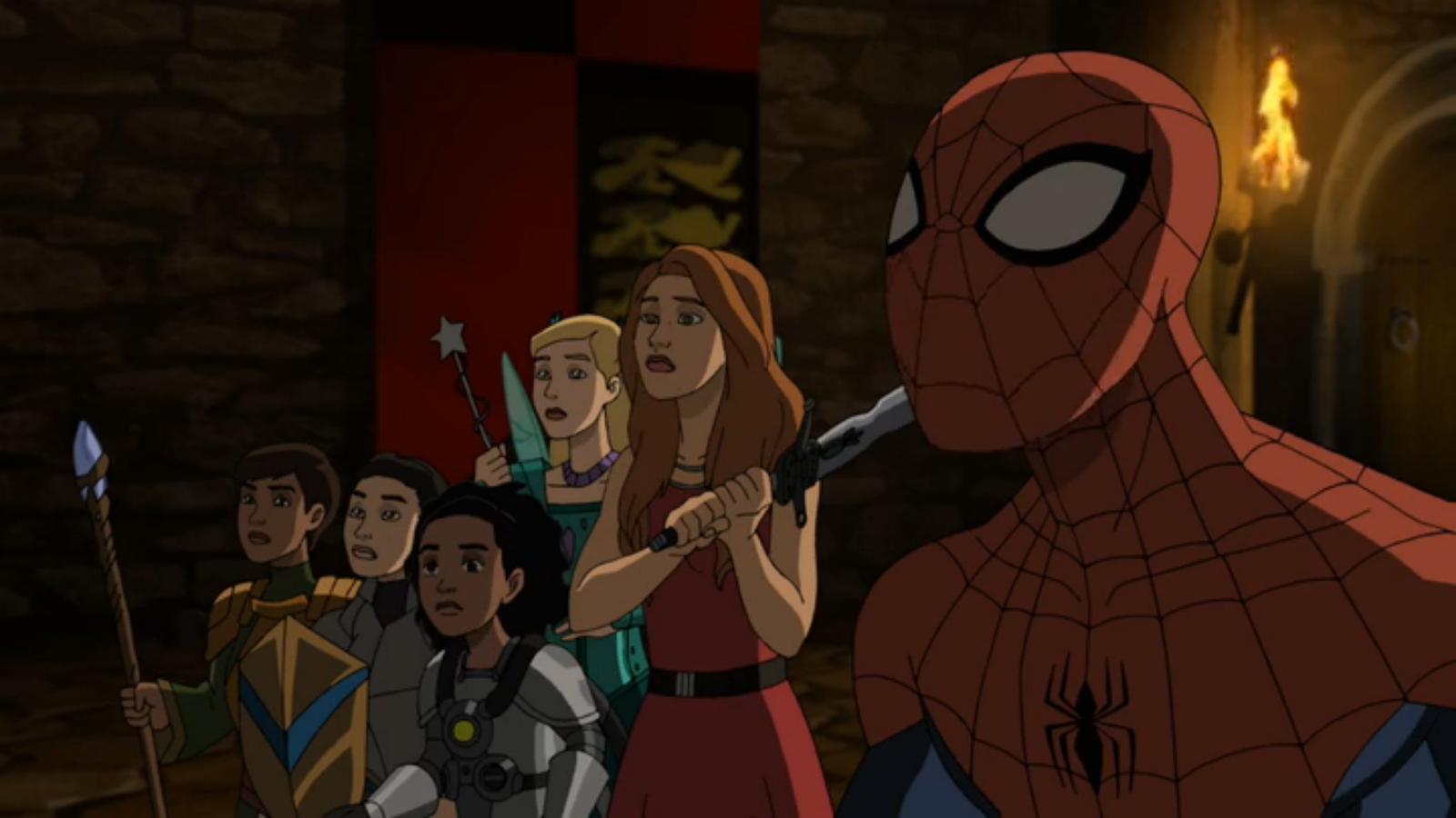 Ultimate Spider-Man (Animated Series) Season 3 14