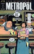 Ted McKeever's Metropol Vol 1 2