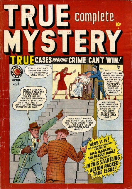 True Complete Mystery Vol 1