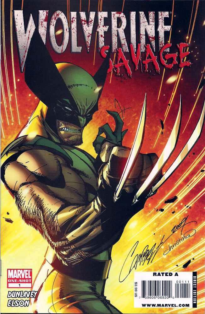 Wolverine: Savage Vol 1 1