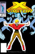 X-Factor Annual Vol 1 3 Pinup 3