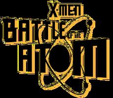 X-Men Battle of the Atom (2013) Logo.png